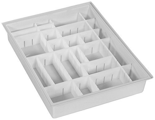 Drawer Tray with Adjustable Dividers 68620-P1