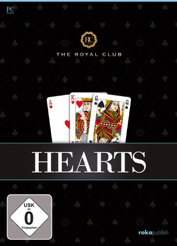 Hearts - The Royal Club - [PC]