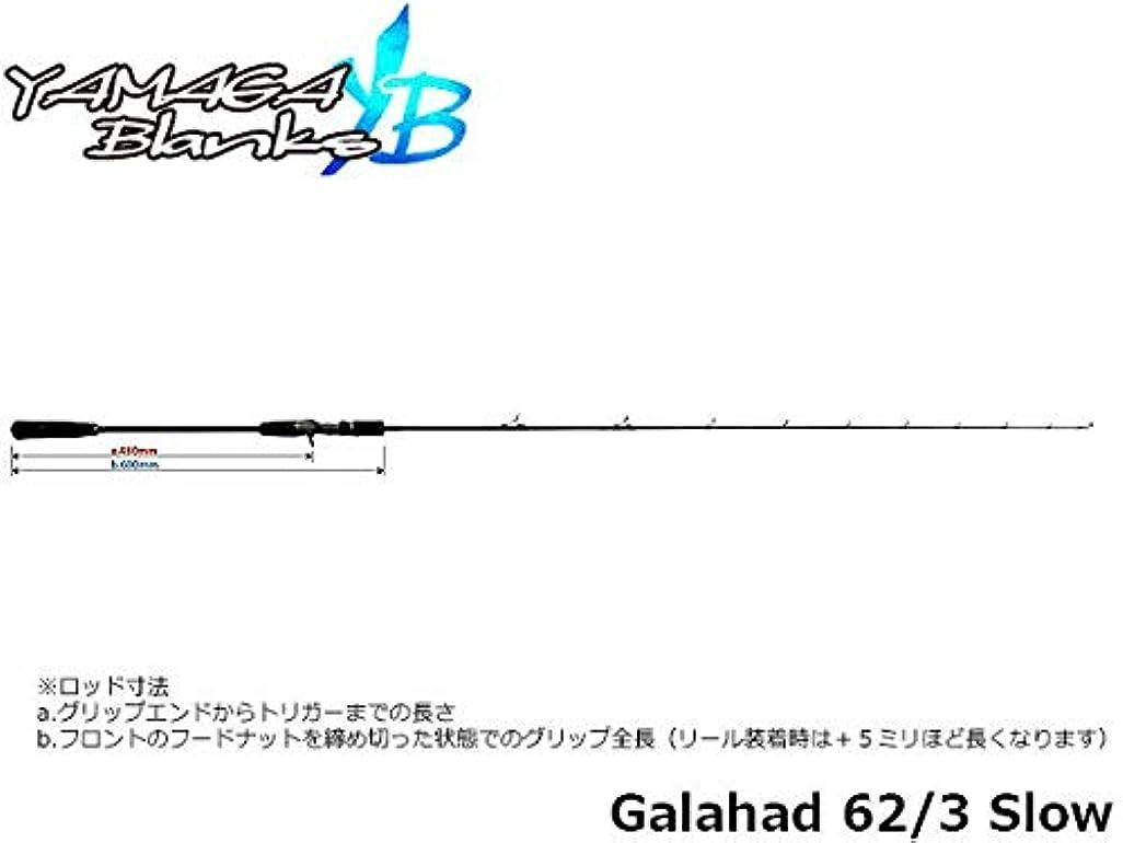 地球異議ペネロペヤマガブランクス(YAMAGA Blanks) ロッド Galahad ギャラハド 22706 Slow