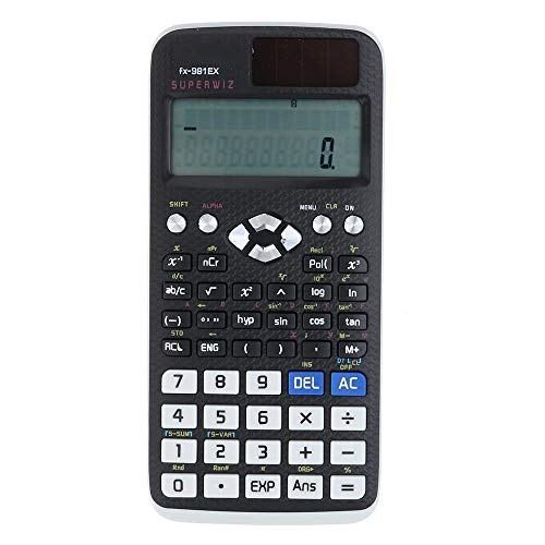 Calculator 240 functie wetenschappelijke rekenmachine student junior middelbare school examen school examen multifunctionele functie calculator