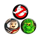 Desconocido Chapa, Clip o Iman 38mm - Ghostbusters (iman de nevera)