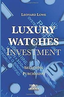 Luxury Watches as Investment: Watches Luxury Watches Investment Watches for Men Value Investing Investment Books Rolex Wat...