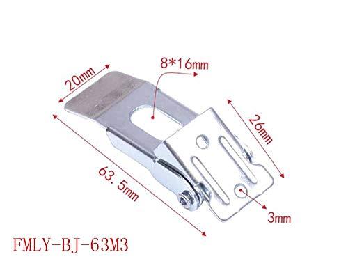 Size : XJ 16 NO LOGO HHW-Spring 1pc Tenuta Meccanica della Pompa Modello XJ Pompa Acqua Guarnizione Meccanica XJ-16//19//25//28 Ceramica Bellow Meccanica Anello Tenuta