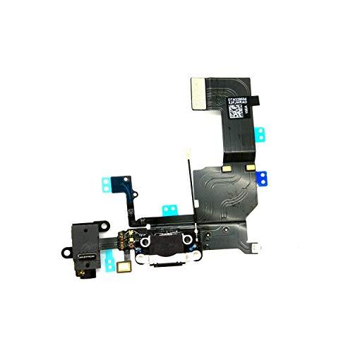 DonkeyEmma BAT Fix Charging Port Headphone Jack Flex Cable Replacement for iPhone 5C