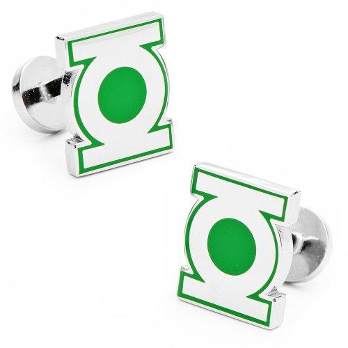DC Comics Originals Green Lantern Symbol Logo Manschettenknöpfe