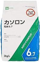アグロカネショウ 除草剤 カソロン粒剤 6.7% 3Kg
