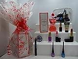 No.17 Espejo Brillante Lipsticks, 2 Piezas, Morado Haze