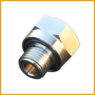 strut service valve adapter