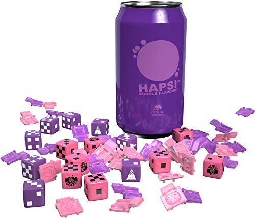 Weta Workshop Gkr: Hapsi Can & Faction Dice (Purple Flavor)