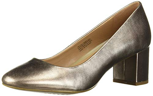 Aerosoles Women's Eye Candy Pump, Champagne Leather, 9.5 W US