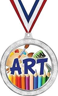 Art Medal, 2 1/2
