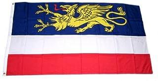 Fahne / Stadtflagge Rostock NEU 90 x 150 cm Flagge Misc.