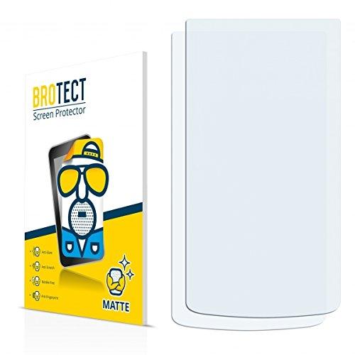 2X BROTECT Matt Bildschirmschutz Schutzfolie für Oppo N3 (matt - entspiegelt, Kratzfest, schmutzabweisend)