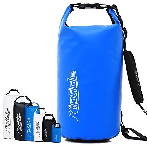 riptide Dry Bag - wasserdichter Packsack mit Umhängegurt | blau | 30l