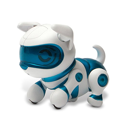 Tekno Newborns Pet Dog Toy Robotic Puppy Interactive Dog That Jumps,...