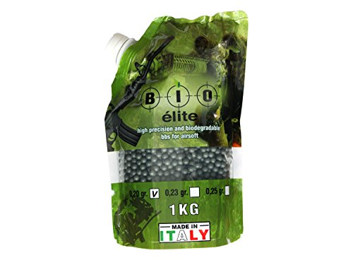 Bio Elite 5.000 High Precision Softair/Airsoft Bio BBS 6mm 0,20g -Olive-