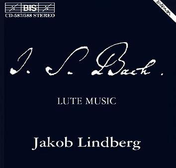 Bach, J.S.: Lute Music
