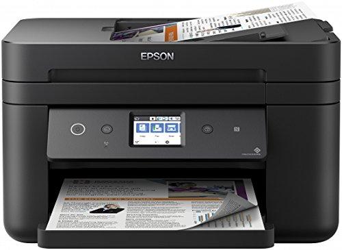 Epson WorkForce WF-2865DWF Ad inchiostro 33 ppm 4800 x 1200 DPI A4 Wi-Fi