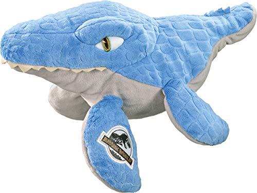 Schmidt Spiele 42759 Jurassic World, Mosasaurus, 29 cm Plüschfigur