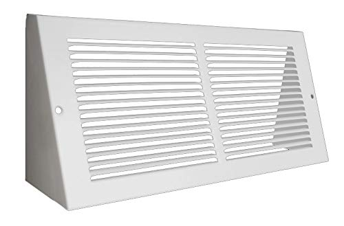 Baseboard Air Return for 14'x6' Duct (see description for overall size)