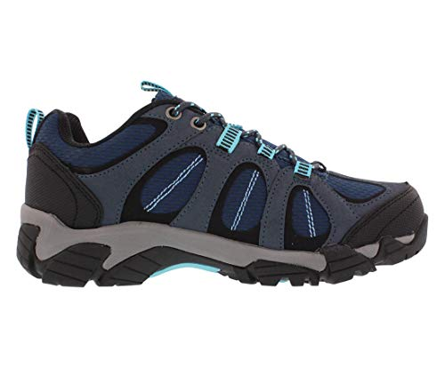 Pacific Trail Logan Hiking Shoe - Women's Navy, 6.5