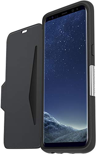 OtterBox Strada Series for Samsung Galaxy S8 - Onyx Black