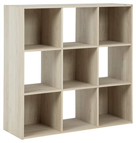 KOUSI Portable Storage Cubes-14 x14 Cube (24 Cubes)-More Stable (add Metal Panel) Cube Shelves with Doors, Modular Bookshelf Units,Clothes Storage Shelves,Room Organizer for Cubby Cube