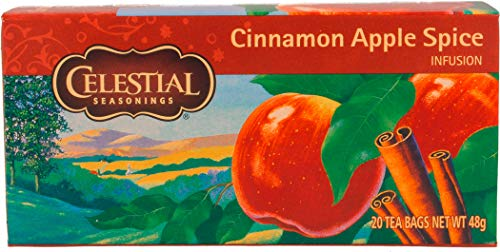 Celestial Seasonings - 20er - Cinnamon Apple Spice 47g
