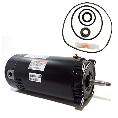 Puri Tech Hayward Max-Flo 1.5HP SP2810X15 Replacement Motor Kit AO Smith UST1152 w/GO-KIT-1