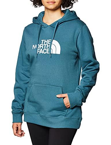 The North Face Sudadera W Drew Peak HD Azul