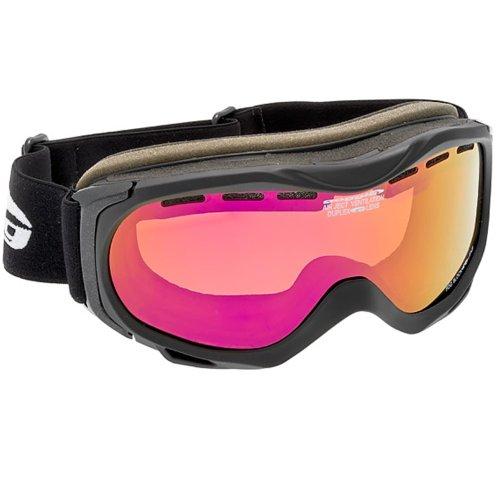 Skibril snowboardbril anti-condens vizier met dubbele vizier