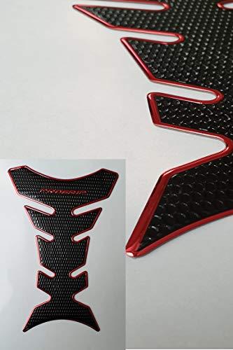 Motoking tanque pad compatible ETIQUETAS 3D-ETIQUETA  SUZUKI GSX-R k3.ali superior tanque de la motocicleta y la protecci/ón de la pintura universal