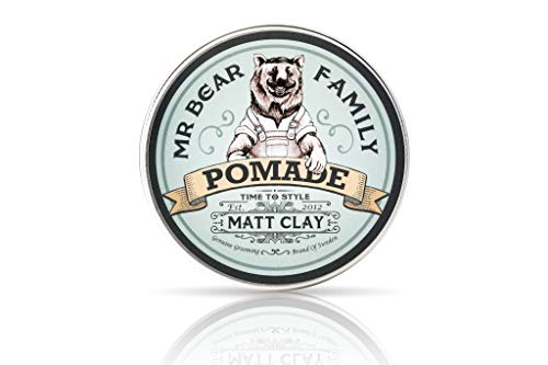 Mr. Bear Family - Matt Clay Pomade - 100ml