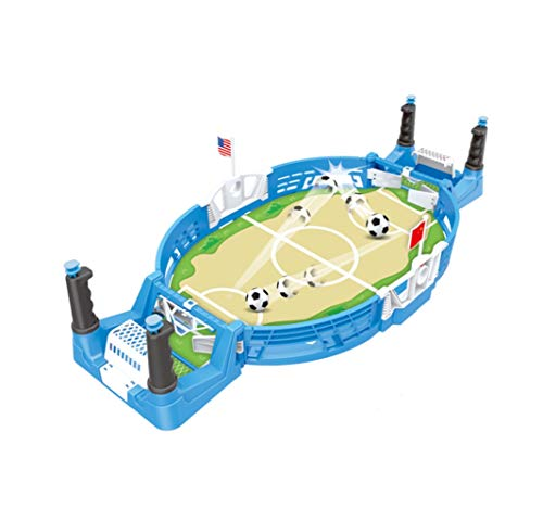 Tafelvoetbal, Double Plastic Foosball Ouder-kind interactieve tafelvoetbal machine, tafelblad speeltafel plastic voetbal, Table Soccer