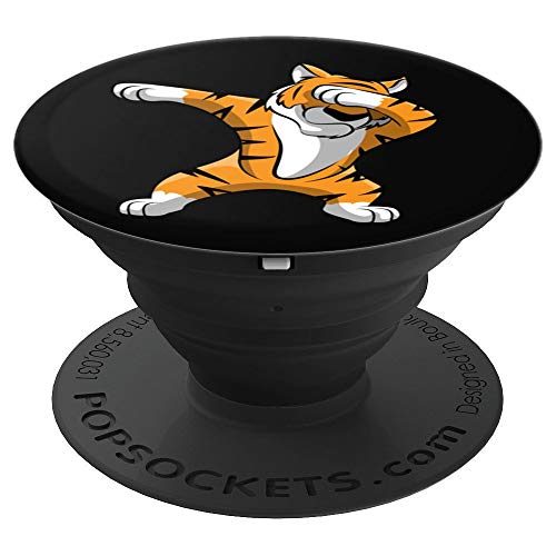 Animal Tiger Pop Socket Bengal Tiger Face Pop Socket PopSockets Grip and Stand for Phones and Tablets