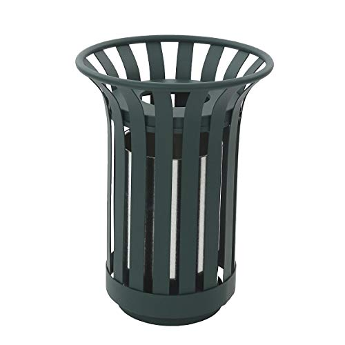 Collecteur de déchets pour l'extérieur, capacité 23 l -