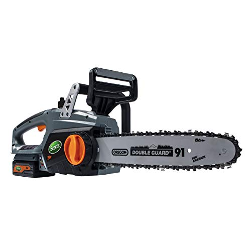 Scotts LCS31224S 12 in. 24-Volt Lithium Ion Cordless...