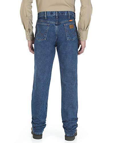 Wrangler Riggs Workwear Men's FR Flame Resistant Original Fit Jean