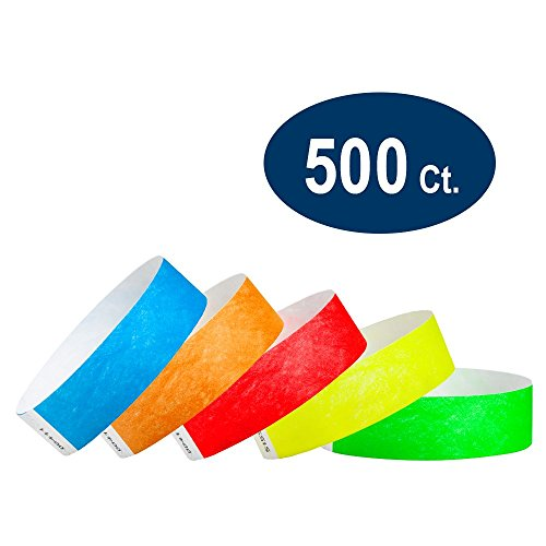 paper wristbands variety pack - 1