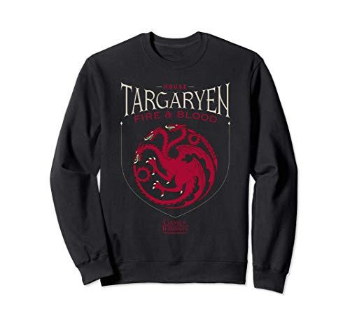 Game of Thrones House Targaryen Sigil Sweatshirt