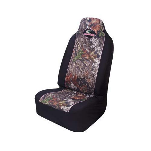 Universal Fit Single Break-Up Mossy Oak Camo Seat Cover