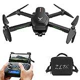 Leic Drone Pliable SG906 Pro 4K HD 2 Axes GPS Anti-Shake Drone cardan Flux Optique détection de Geste Avion