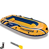 YUESFZ Kayaks gonflables Bateau en Caoutchouc Épaissi Résistant À l'usure, Bateau De Pêche Indépendant De La Chambre À Air De Pêche, Planche De Surf Gonflable D'aventure, Portant 255 Kg