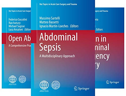 Hot Topics in Acute Care Surgery and Trauma (10 Book Series)
