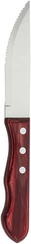 Walco 840529R Big Red Steak Knife With Polywood Handle Dozen