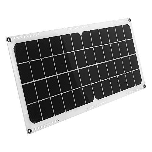 NYWENY Durevole Celle Solari Impianti di Ricarica Solare Auto Campeggio Modulo Silicio Monocristallino Collegabili