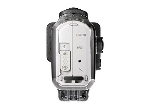 Sony FDR-X3000R 4K Action Cam mit BOSS Live View Remote Fernbedienung – weiß - 18