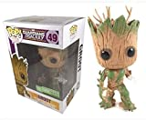A-Generic Pop Vinyl Pop GUARDIANOS DE Galaxy 2 ÁRBOL Verde Persona Groot Groot Muerte MUÑO Exterior Comercio MUÑA DE MUÑA DE MUÑA DE Juego