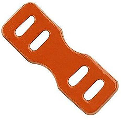 Cliff Keen Wrestling Chin Strap Pad - Orange