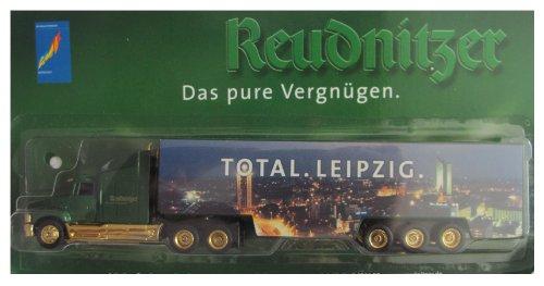Reudnitzer Nr.40 - Total. Leipzig - Ford Aero-Max - US Sattelzug